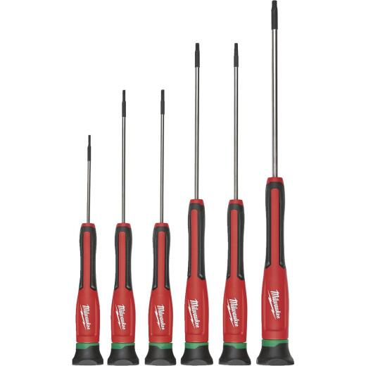 Milwaukee Precision TORX Screwdriver Set (6-Piece)