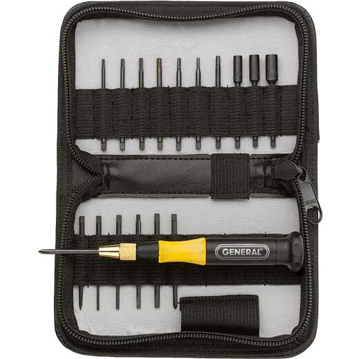 General Tools Precision Screwdriver Set (18-Piece)