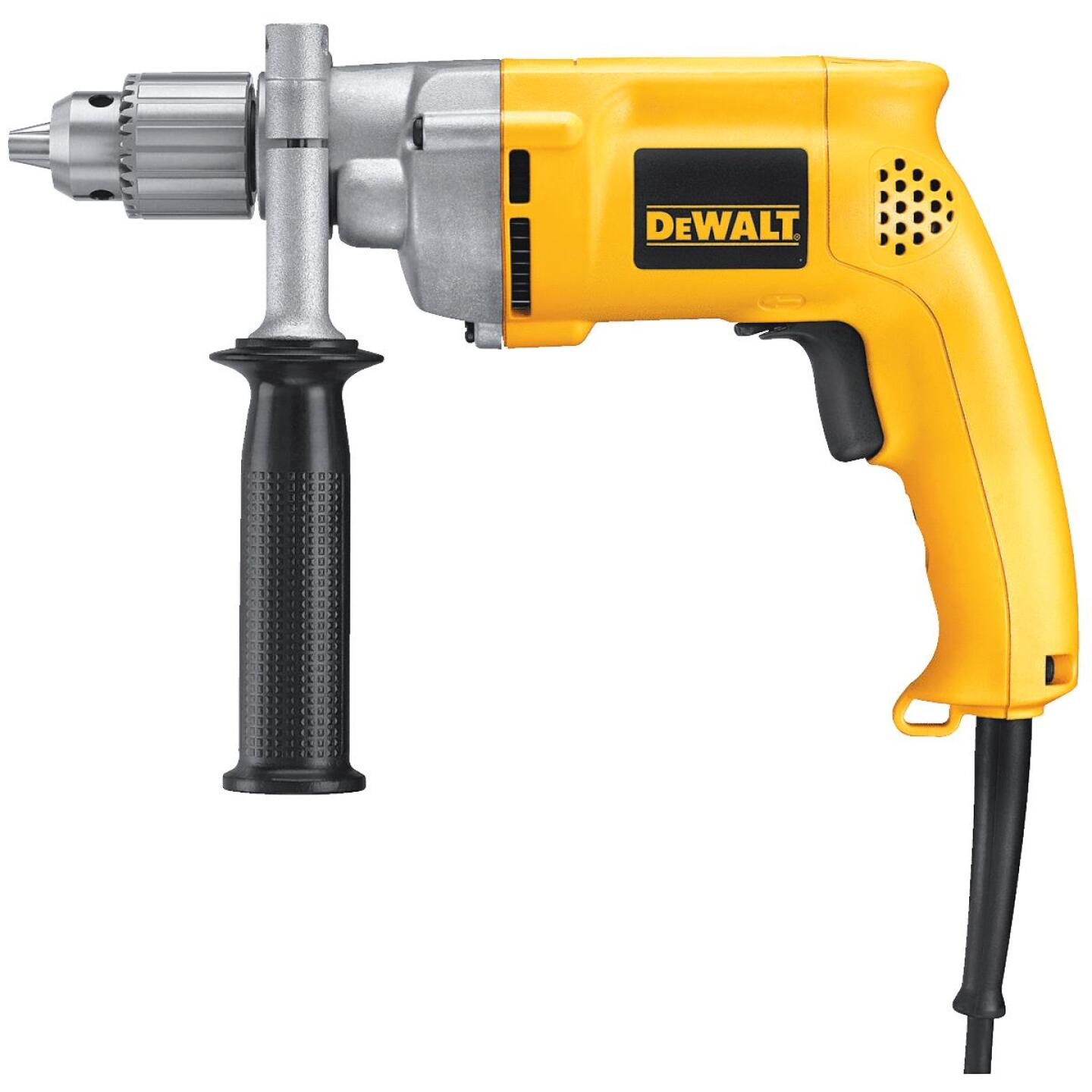 DeWalt 1/2 In. 8.5-Amp Keyed Electric Drill Image 1