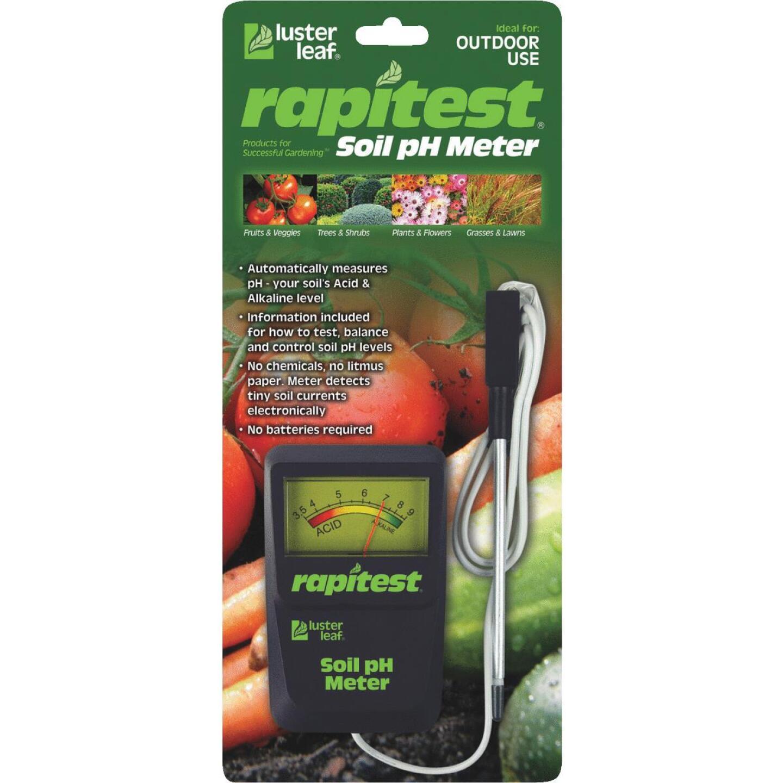 Rapitest Plastic pH Meter Soil Tester Image 1